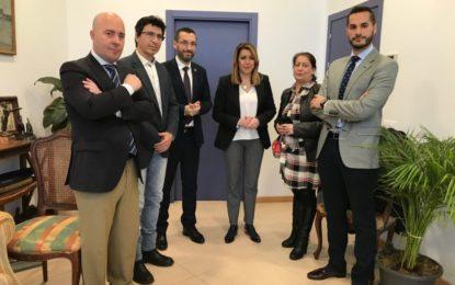 """El Partido Popular de La Línea lamenta que la presidenta Díaz venga a la ciudad a  """"pasearse, sonreir y sin aportar nada nuevo"""""""