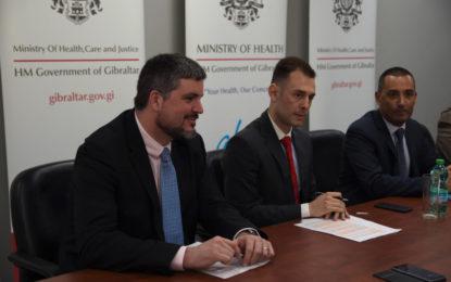 El Gobierno de Gibraltar anuncia nuevas reformas en el centro de salud de atención primaria