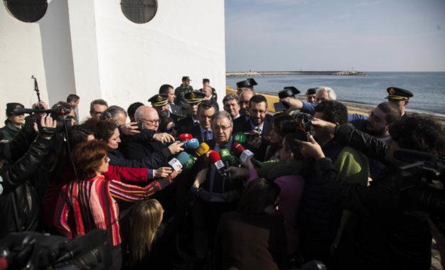 El PSOE espera que la visita de Zoido no sea testimonial y el Gobierno se tome en serio ya la lucha contra el narcotráfico y la delincuencia organizada