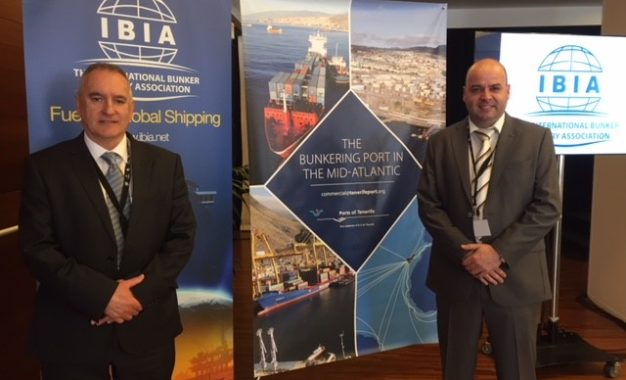 La Autoridad Portuaria de Gibraltar acude al encuentro para África de la Asociación Internacional del Sector del Bunkering, organizado por Puertos de Tenerife
