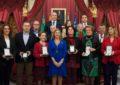Diputación premia a las trayectorias ejemplares del día a día por su contribución a los avances de la provincia de Cádiz, destacando Maria Luisa Escribano e Isabel Rodríguez Martos