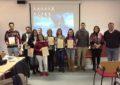 Entregados los diplomas a los alumnos que han finalizado el taller de inglés para atención al cliente