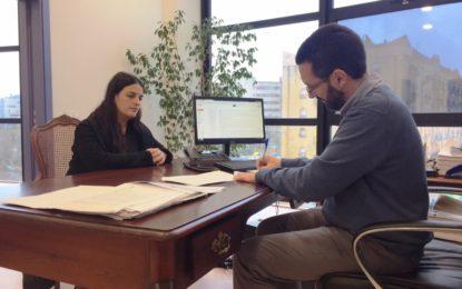 Firmado con Rutesa el contrato de suministro de vestuario laboral municipal