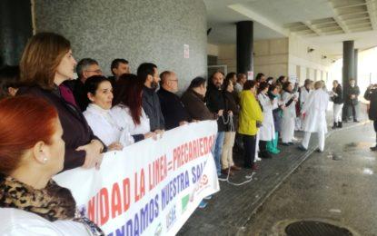 El PSOE de La Línea respalda las reclamaciones de los profesionales del hospital de La Línea y de Atención Primaria para la separación del Área de Gestión Sanitaria Campo de Gibraltar