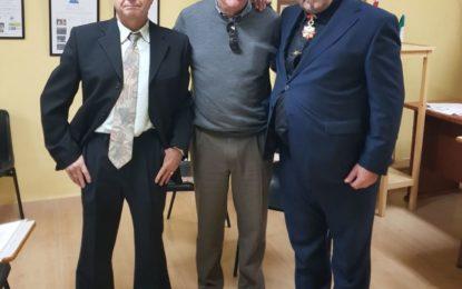 Presentan al delegado de Deportes una iniciativa para organizar un clinic de artes marciales en La Línea