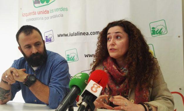"""Nieto: """"Desde IU nos desvinculamos del falso consenso sobre las necesidades de La Línea y vamos a trabajar con propuestas concretas"""""""