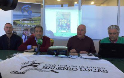"""Presentados los eventos futbolísticos  Campo de Gibraltar Cup y XX Abierto Benjamín """"Memorial Helenio Lucas-Ciudad de La Línea"""""""