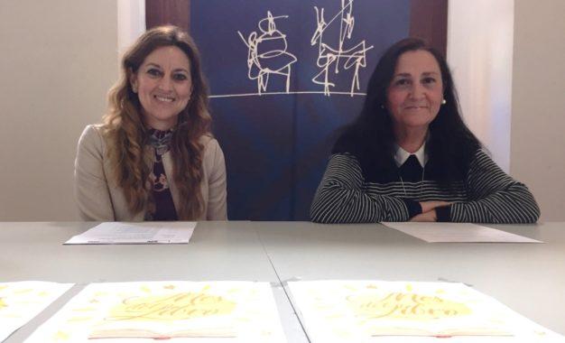 """Libros, conferencias, música y teatro entre las actividades del Mes del Libro en la biblioteca """"José Riquelme"""""""