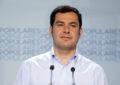 El presidente del PP andaluz, Juanma Moreno, estará mañana en La Línea