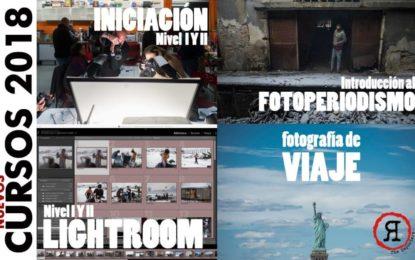 The Reporters y el Aula-Taller Marcos Moreno lanzan una nueva edición del Taller intensivo de iniciación a la fotografía