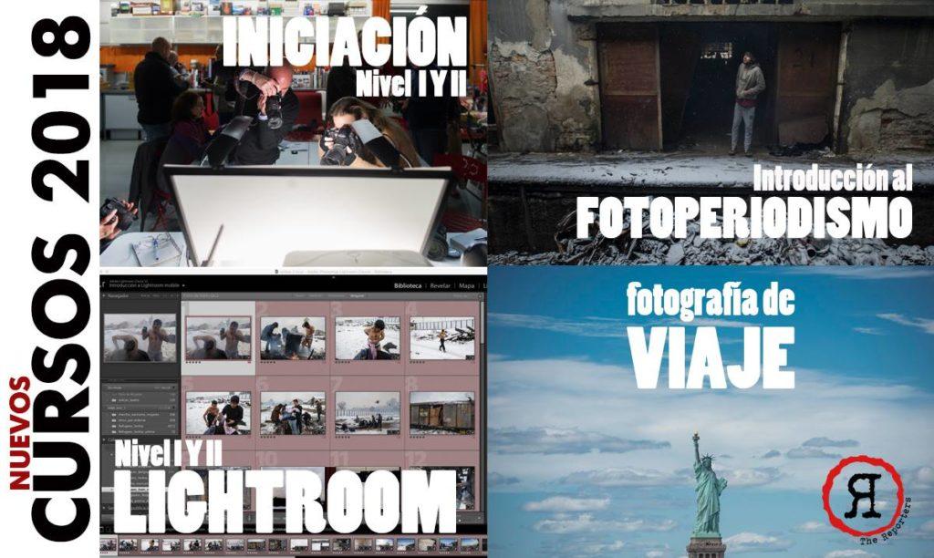 The Reporters y el Aula-Taller Marcos Moreno lanzan una nueva ...
