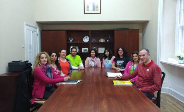 Sacramento y el equipo del Departamento de Igualdad se han reunido hoy con algunos de los nuevos miembros del comité del Grupo de Apoyo al Autismo (ASG).