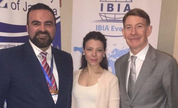 La Autoridad Portuaria de Gibraltar asiste a la Conferencia de Bunkering en Jamaica