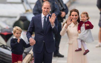 El Gobernador de Gibraltar transmite su felicitación a los Duques de Cambridge por el nacimiento del tercer hijo que se celebrará con una salva de 21 cañonazos mañana