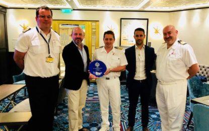 Carnival Horizon realiza su visita inaugural a Gibraltar