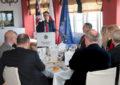 """Joseph García afirma que Gibraltar """"no cederá una pulgada sobre la soberanía"""""""