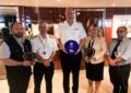 "Gibraltar recibe la visita inaugural del buque de cruceros de lujo ""Seabourn Ovation"""