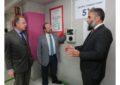 Gibraltar instala dos puntos carga para vehículos eléctricos en el aparcamiento público de Midtown