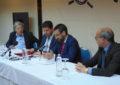 Mañana, primera visita institucional al Ayuntamiento de La Línea del Ministro Principal de Gibraltar, Fabian Picardo