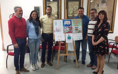 """Elegidos los diseños que se materializarán en cada colegio con la iniciativa de Juventud """"Grafitea-2"""""""
