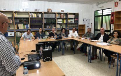 El instituto Antonio Machado recibe a centros de la provincia dentro del programa Escuelas Mentoras