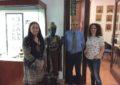 Inaugurada en el Istmo-Comandancia la colección de Juan José Castillo, Asia, buda y el arte