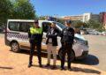 La Policía Local dispone de 15 vehículos tras la incorporación de un nuevo furgón destinado a Disciplina Urbanística