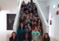 Alumnos del Liceo Francés de Londres visitan el museo Cruz Herrera