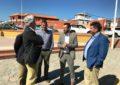 Costas no acometerá rellenos de arena para reponer las pérdidas sufridas en el litoral de La Línea de la Concepción