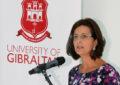 La profesora Daniella Tilbury es nombrada comisionada para el desarrollo sostenible en Gibraltar
