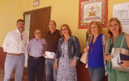 Arriaga apuesta por el desarrollo de la barriada Santiago Conchal Castillo