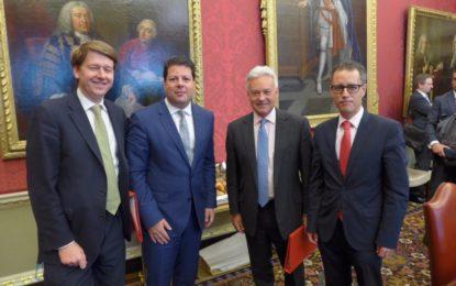 Séptima reunión del Consejo Ministerial Conjunto entre los Gobiernos del Reino Unido y Gibraltar
