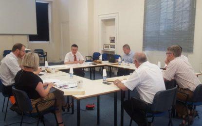 La reunión del Foro de Autoridades Administrativas de Fondos Estructurales del Reino Unido se celebró en Gibraltar