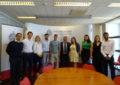 Gnosis Senior Leadership Team se reunió con Albert Isola en Gibraltar
