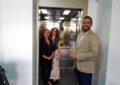 La Casa de la Cultura ya dispone de nuevo ascensor con capacidad para once personas y adaptado para personas con movilidad reducida