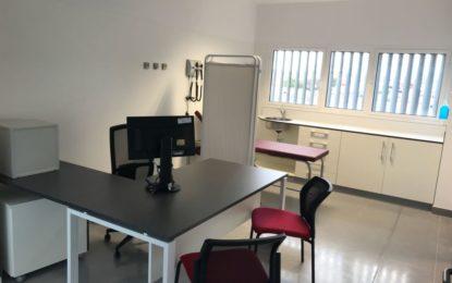 El nuevo Hospital de La Línea abre mañana lunes también las consultas de Hematología