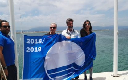 Alcaidesa Marina iza por séptimo año consecutivo su bandera azul y estrena un precioso vídeo de promoción