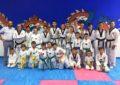 El alcalde felicita al Club Lemus Han por los éxitos del año en taekwondo