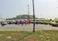 El equipo de emergencias 061 de Campo de Gibraltar cumple su primera semana en la nueva base del hospital de La Línea