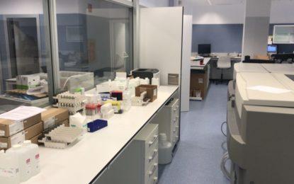 El nuevo Hospital de La Línea pone en marcha este martes su Laboratorio y la Unidad de Reproducción Asistida
