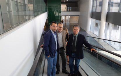 El nuevo Hospital de La Línea ha atendido ya casi 10.000 consultas y más de 5.000 urgencias