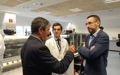 El nuevo hospital comienza a funcionar con los servicios de laboratorio y distintas especialidades
