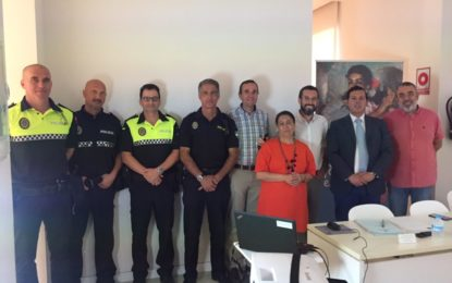 Una jornada informativa prepara a policías locales ante la implantación del atestado unificado de seguridad vial