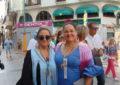"""Encarnación Sánchez: """"Estamos viviendo una Feria muy bonita"""""""