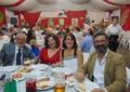 El Círculo Mercantil celebró anoche su cena de socios