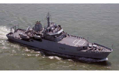 La Base Naval de Gibraltar recibe a dos buques de la Royal Navy británica en una semana