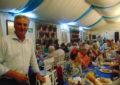La Hermandad del Rocío celebró su tradicional cena de Feria