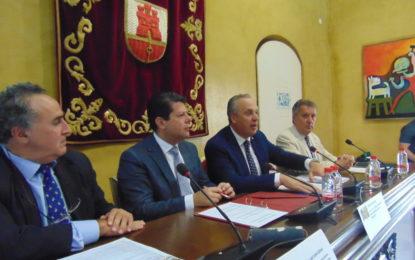 Picardo apuesta en San Roque por un marco estable de entendimiento y colaboración entre España y Gibraltar