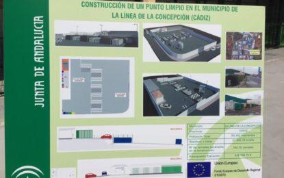 El ayuntamiento espera que el Punto Limpio esté operativo en el mes de septiembre tras la cesión a ARCGISA