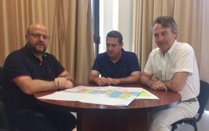 Impulso y Desarrollo urbano completa la documentación para iniciar el cambio de uso del antiguo solar de mayoristas